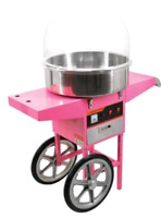 Cotton Candy & Popcorn Machine