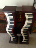Piano CD/DVD/BR Stand