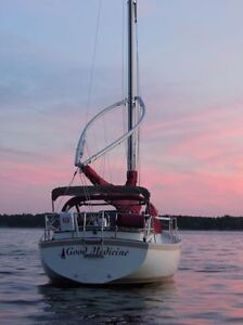 Reduced - Must See 1986 Nonsuch Classic 26 ft in Great Condition