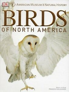 AMERICAN MUSEUM OF NATURAL HISTORY BIRDS OF NORTH AMERICA NEW