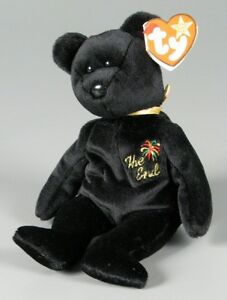The End the Bear Ty Beanie Baby stuffed animal Kitchener / Waterloo Kitchener Area image 1