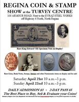 Regina Coin Club Show and Sale