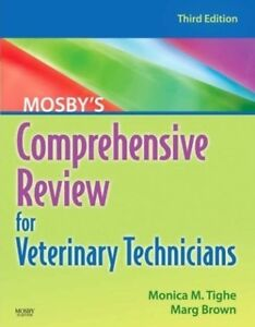 Mosby's Comprehensive Review for Veterinary Techs West Island Greater Montréal image 1