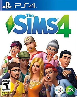 The Sims 4 Ps4  Factory Refurbished