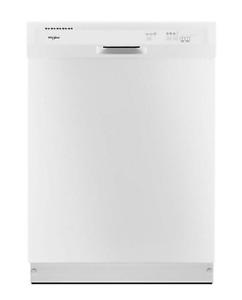 Brand new Whirlpool WDF330PAHW Dishwasher