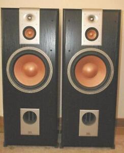 JBL Studio S312 Tower Speakers