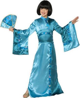 Geisha Kinderkostüm für Mädchen (Geisha Kostüm Kind)
