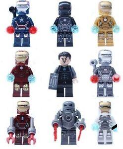 Super Hero Avengers/DC Lego Minifigure Toys Sets $20