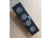 Chauvet DJ Bank Compact LED Strip/Wash DJ Light + Microphone