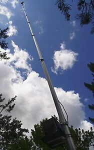 Aerial Photography Mast