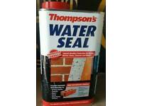Ronseal Thompsons Waterseal Protection