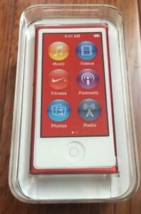 New iPod nano (7th generation) 16 G