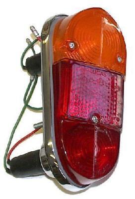 Classic Mini Cooper Tail Lamp Light Assembly Mk1 Left Hand (Cooper Tail Lamp Light)