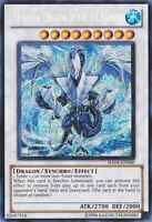 Yugioh Trishula Dragon of the Ice Barrier (Secret Rare) yu gi oh City of Montréal Greater Montréal Preview