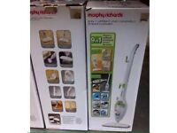 9 in 1 morphy Richards steam mop