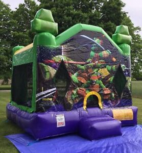Bouncy castles for rent $$125 all day free delivery !!!