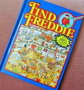** FIND FREDDIE ** and 100's of other Things