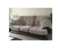 Sofa and two armchairs for sale