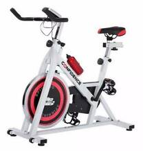 Exercise Bike - Confidence Pro Indoor Cycling Exercise Bike Brighton-le-sands Rockdale Area Preview