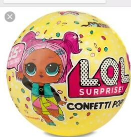 lol surprise confetti pop series 3 wave 1
