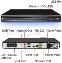 CCTV FULL INSTALL SWANN SHD 8CHANNEL 3MP NVR 7300 4x 815 CAMERAS Cranbourne Casey Area Preview