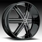 24 Rims and Tires Chevy