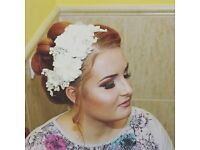 Mobile hairdresser & make-up artist , bridal and any other occasion