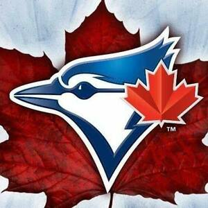 Toronto Bluejays tickets May 27th level 200