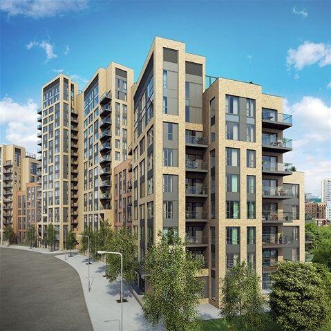1 bedroom flat in Maraschino Apts, Cherry Orchard Road, Croydon