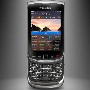 BlackBerry Torch 9810 unlocked very good shape 50$, 3x140$