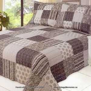 Brand new handcrafted Cotton Quilts are on Sale