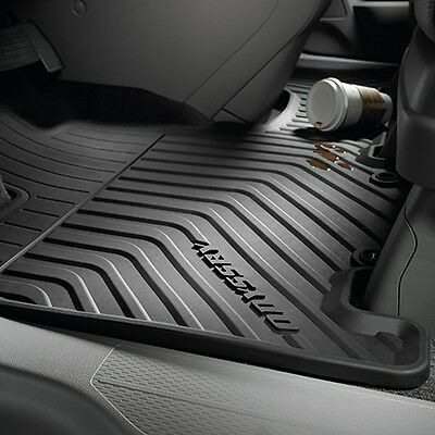 Genuine OEM 2011 2017 Honda Odyssey All Season Floor Mat Set