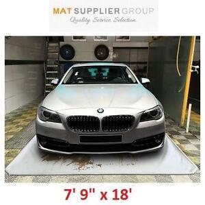 """NEW MSG FLOOR DEFENDER CAR MAT MAT SUPPLIER GROUP - GARAGE CONTAINMENT MAT - 7' 9"""" x 18' 106097569"""