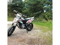 Wr125 good condition
