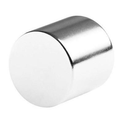 1 Inch Neodymium Rare Earth Large Cylinder Magnet N48 1 Magnet