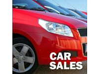 Car sales business site available