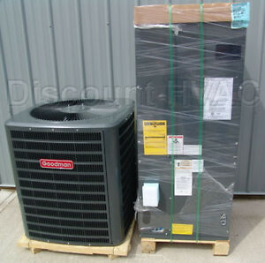 Brand New High Efficiency Furnace & AC**