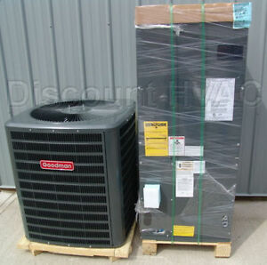 Brand New High Efficiency Furnace & A/C Upgrade