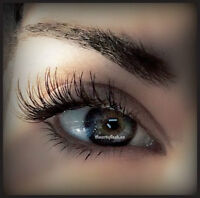 Gorgeous Lashes for Summer!