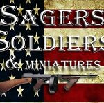 Sagers Soldiers and Miniatures