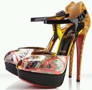 Trashed Heels