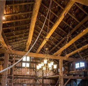 Beautiful  rustic restored barn available for weddings