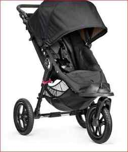 Baby Jogger City Elite - including accessories