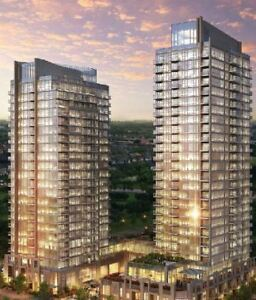 BRAND NEW CONDO - MISSISSAUGA CITY CENTRE