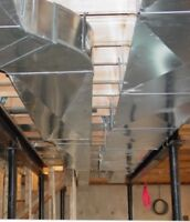 LICENSED 308-R.  Duct installs ,basements, rough-ins