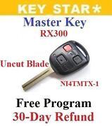 Lexus RX300 Remote