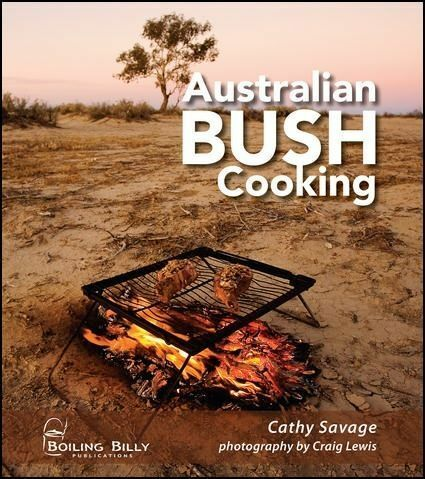 Australian Bush Cooking COOKBOOK Outback Food Recipes Book Salads Roasts Camping