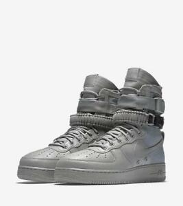 **DS** SPECIAL FIELD AIR FORCE 1 DUST GREY Sz. 10 **$350**