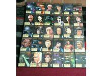 Star Trek Next Generation DVD'S