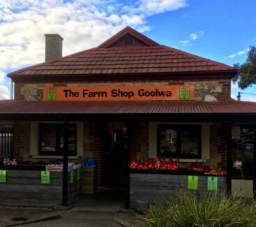 Established Fruit and Vegetable Shop for Sale
